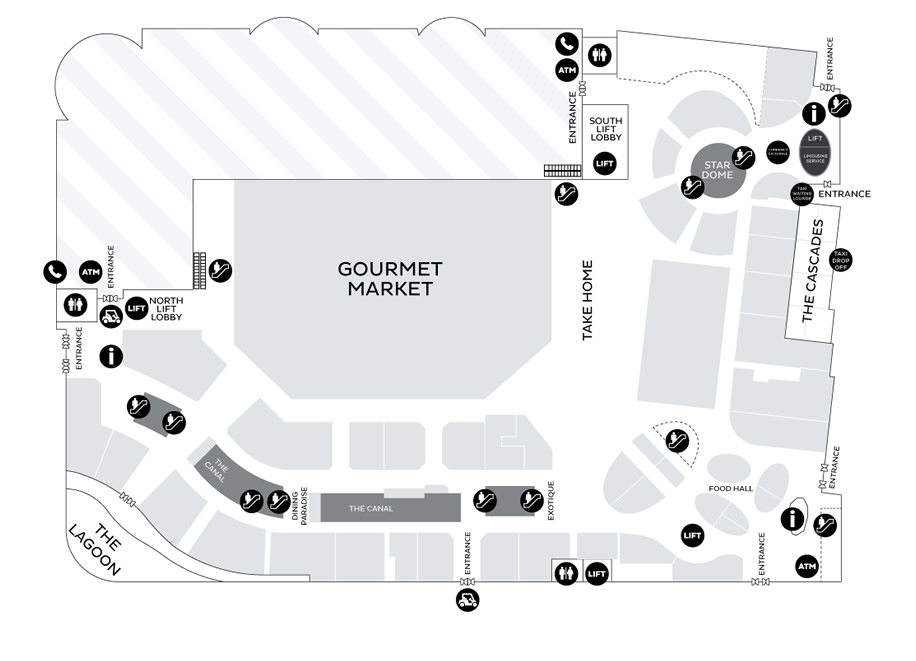 Shop Directory Paragondepartmentstore