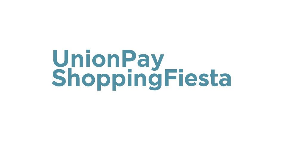 UnionPay Shopping Fiesta