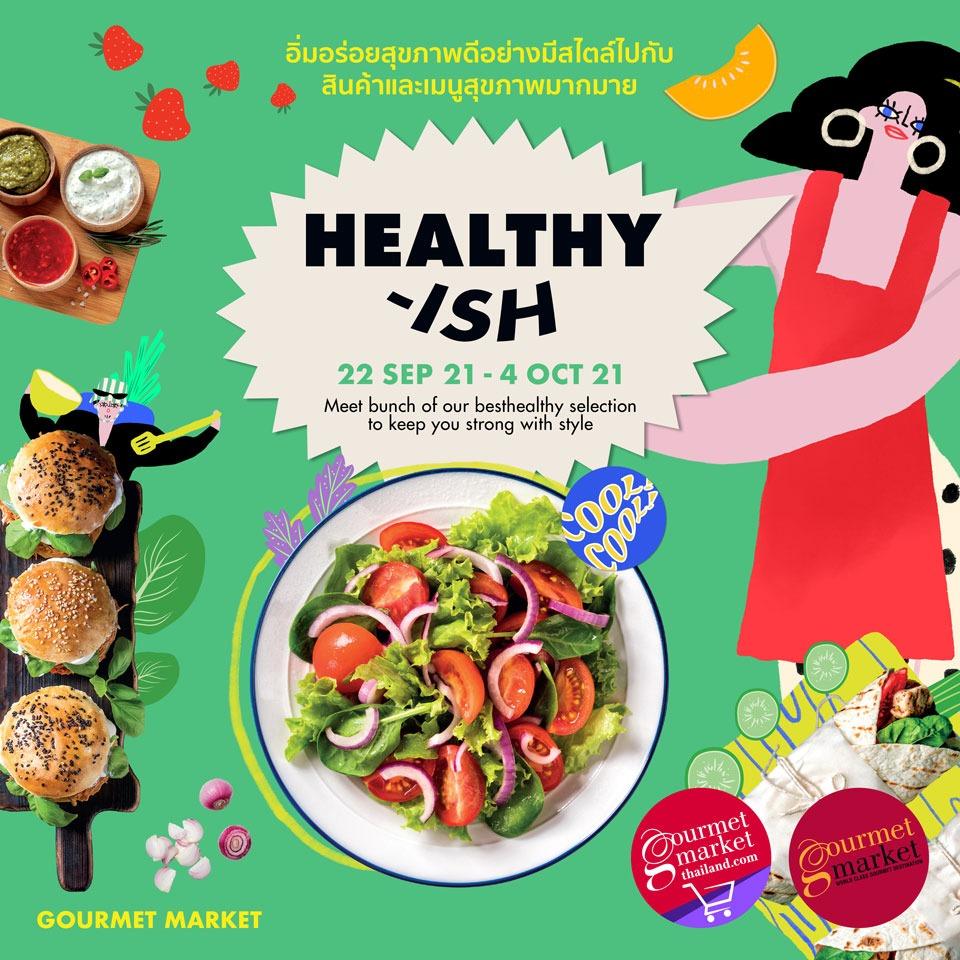 Healthy – ish